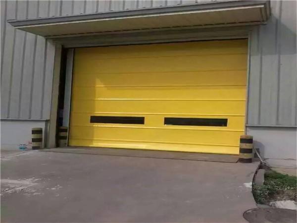钢制卷帘门